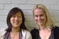 Marleen Mouton and Yolande Meyvis, Co-founders of Laun  Image